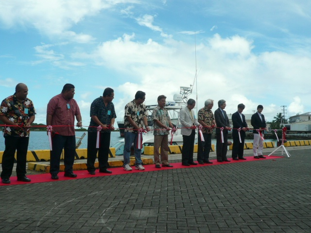 the project for improvement of the coast guard capability